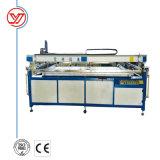Precisión de la maquinaria de impresión de la pantalla de la superficie plana alta