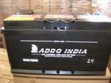 Ai-DIN100 12V100ah acidificados ao chumbo secam a bateria de armazenamento recarregável cobrada do carro
