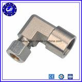 Rapidamente connettere i montaggi pneumatici dell'aria del metallo dell'acciaio inossidabile