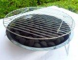 Gril en gros de barbecue de chaudronnier de qualité