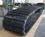 750X150X66 het Spoor van de Carrier van de Apparatuur van de bouw voor Vlakke Hitachi Cg110