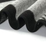 Châle long de l'hiver tricoté Acrylic de Madame Fashion Geometry Pattern (YKY4507)