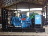 800kw 1000kVA Mtuのディーゼル発電機1100kVAの予備発電の発電機