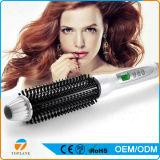 Ferro de ondulação elétrico do cabelo com aquecimento do indicador MCH do LCD