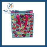 Цветастое Girl Dress Paper Bag с Customized Printing (CMG-MAY-024)