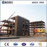 Structure en acier de structure en acier de châssis de la soudure avec la certification CE