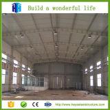 Pequeños planes prefabricados de la construcción de la construcción de viviendas de la estructura del marco de acero
