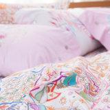 El nuevo diseño 2017 imprimió la cubierta del edredón del Bedsheet del algodón