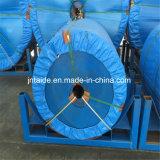 Miniera di carbone di nylon resistente della rottura di norma ISO che trasporta la cinghia di gomma del nastro trasportatore