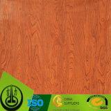 Het houten Decoratieve Document van de Korrel voor Vloer, Meubilair, MDF, HPL