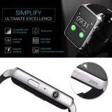 Intelligente Uhr mit Bluetooth V4.0 2g G/M 1.3MP Puls-Überwachung-Schlaf-Monitor der Kamera-NFC