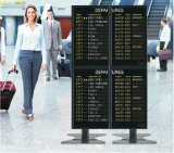 Video Wall Stand Portrait 4-Screens Floorbase (2*2) (AWP 400A)