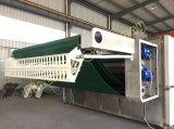 Textilfertigstellungs-Maschinerie entspannen sich trockenere Maschine