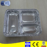 Airline Cateringのための使い捨て可能なAluminum Foil Container