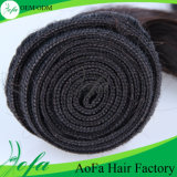 100%Unprocessed 브라질 Human Hair Remy Virgin Hair Extension