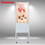 32 pouces SP1000 (W) Biens mobiliers Affichage LCD du panneau de signalisation numérique
