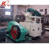 Máquina do carvão amassado da gipsita da máquina de pressão do carvão amassado