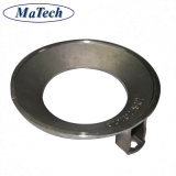 Support de fixation du tuyau vertical personnalisé Moulage en acier inoxydable