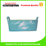 Retalícula de retângulo promocional para fraldas Caddy para produto para bebê