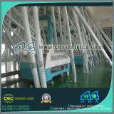 Cadena de producción de la harina de trigo del conjunto completo molino