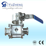 3PC Edelstahl Fully Wrapping Ball Valve
