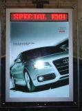 Affichage des messages publicitaires de cristal à LED