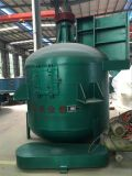 Machine de fabrication de brique stérilisée à l'autoclave par bloc de l'argile AAC AAC de sable avec le mélangeur d'AAC