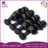 Los Vietnamitas Cabello ondulado suelto trama virgen sin procesar tejer cabello humano.