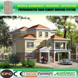 경제적인 경량 빠른 건물 조립식 유리제 모듈 콘테이너 홈