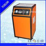 Gold 4kg und silberner schmelzender Ofen, Induktions-schmelzende Maschine