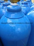 Jp marca de acero sin soldadura 40L nitrógeno / oxígeno / acetileno / cilindro de gas argón