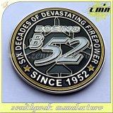 Sfida rotonda della moneta del Boeing del metallo dei regali e dei mestieri del ricordo