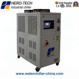 5HP/5rt 16kw 고품질 긴 보장 세륨을%s 가진 공기에 의하여 냉각되는 물 냉각장치