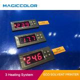 Flex Oplosbare Printer Eco van het grote Formaat met 2 Dx5