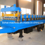 Bh folha plana máquina de formação de rolos de aço