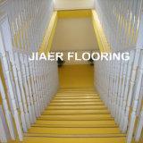 PVC colorido interior del piso de vinilo suelos de los niños