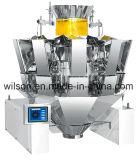 Máquina de empacotamento automática do pesador holandês de Multihead pela produção chinesa dos fabricantes