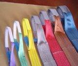 Imbracatura piana della tessitura di /Round del poliestere per il sollevamento di flagellazione