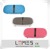 2015 Lemes New 3D Two Motors Ultrathin Vibration Plate Massage Machine