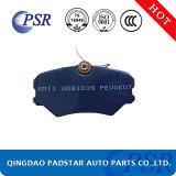 Het Chinese Stootkussen van de Rem van de Auto van Passanger van de Schijf van de Delen van de Leverancier Auto voor Nissan/Toyota