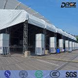 Высокое эффективное энергосберегающее кондиционирование воздуха для мероприятий на свежем воздухе