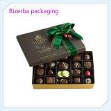 La promotion de luxe des bonbons de chocolat de papier carton cadeau d'emballage/Emballage (BP-BC-0036)