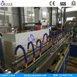 Spirale en PVC renforcé de fibre flexible de la machine d'Extrusion
