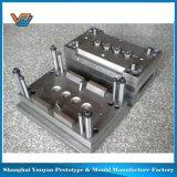 Le moulage en aluminium de précision la lingotière de moulage mécanique sous pression et le moulage par injection en plastique