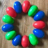 캡슐은 Halloween 계란 플라스틱 부활절 달걀 다채로운 계란을