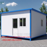 Casa prefabricada con el suelo y techo de precio bajo la norma CE