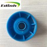 Roulement à rouleaux complet en plastique de convoyeur de PVC de bille de l'acier inoxydable 304 30mm 40mm 50mm