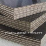 Fabricante China de 18mm película marino frente a la construcción de madera contrachapada