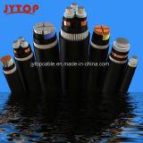 Aluminiumisolierstahldraht-gepanzertes Kabel des leiter-15kv XLPE