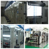Wärmeempfindliches Shrink-Kennsatz-Drucken für das Eierteig-Verpacken (PVC/PET Film)